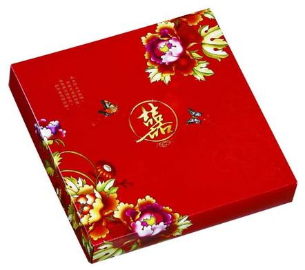 囍餅禮盒 編號:CS-GA0003