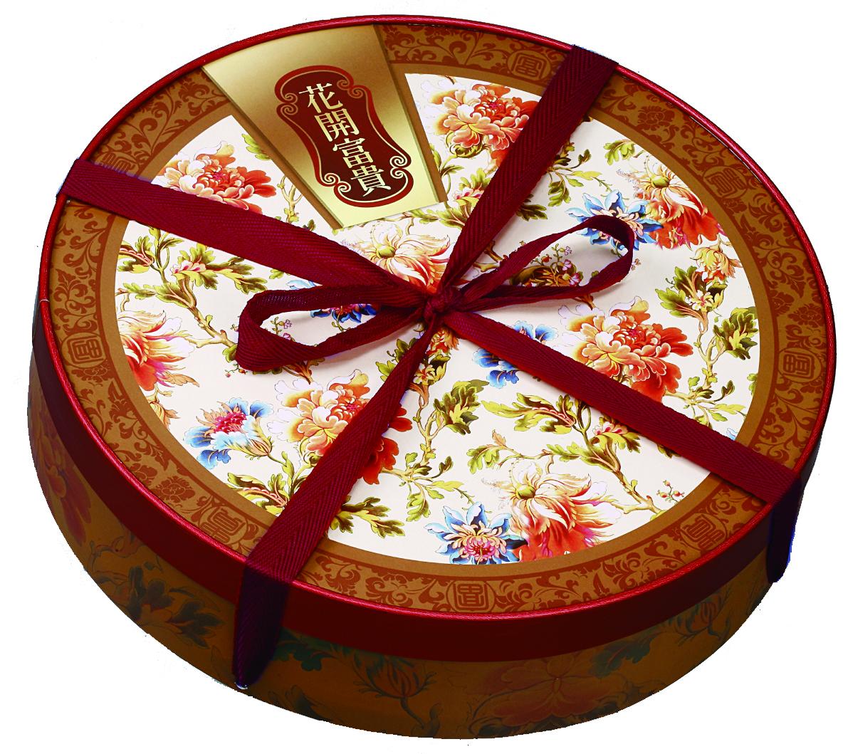 圓型禮盒 編號: CS-GB0001