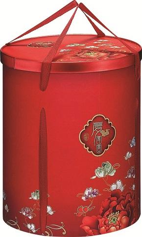一桶五菜-年菜盒 編號: CS-GB0003