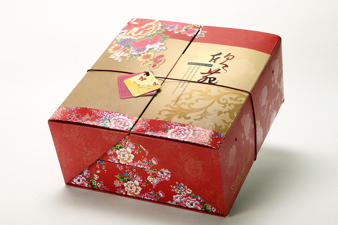 精緻雙層禮盒 編號: CS-GA0002